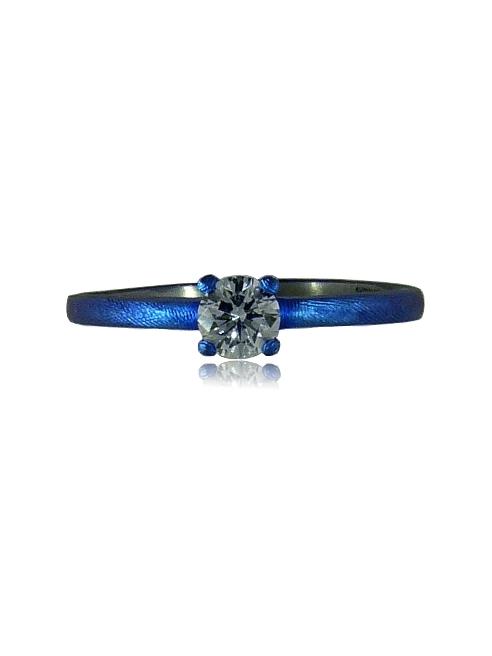 Titanio Blu
