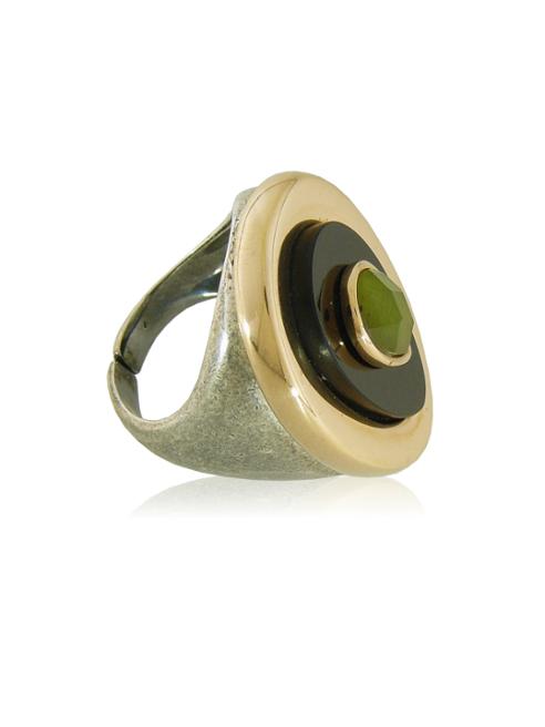 Pear Ring