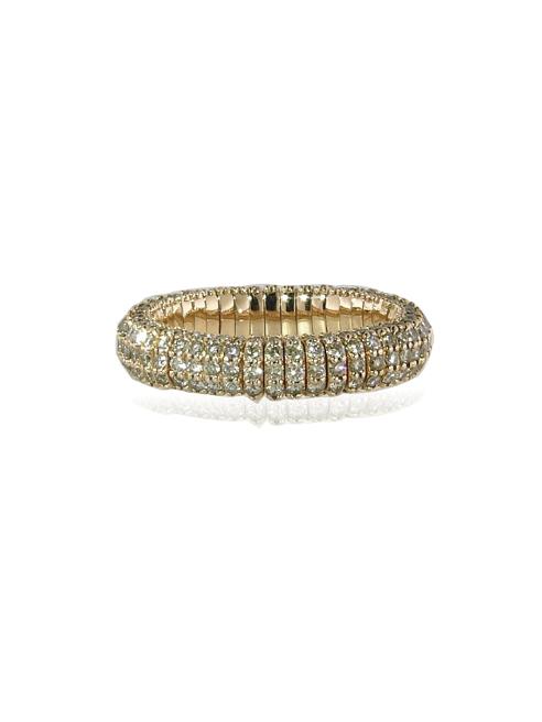 Light brown diamonds cashmere ring