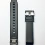 Extra Black Silicon Strap