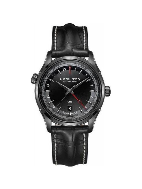 Jazzmaster GMT Full Black Limited Edition